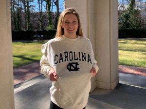 Tar Heels Get Verbal Commitment from In-state Sprint Champ Lindy Bilden (2022)