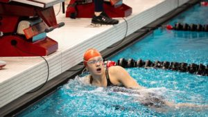 Phoebe Bacon, Max McHugh Named Big Ten Swimmers of the Week