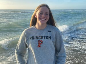 Princeton Women Score Another 2022 Verbal from IM/Breast Specialist Eliza Brown