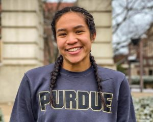 Purdue Opens 2022 Recruiting Class with Verbal Commitment from Ana Rojas