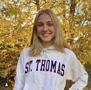 Riptide Teammates Sophie Curran and Elizabeth Bonneville Commit to St. Thomas