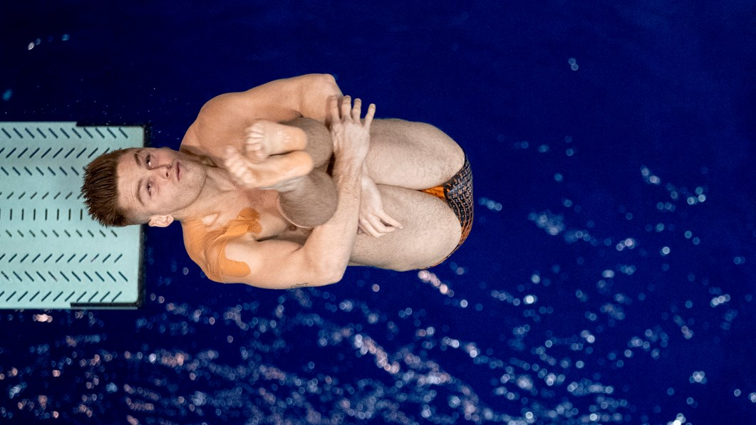 CSCAA Releases Revised Diving All-American Criteria