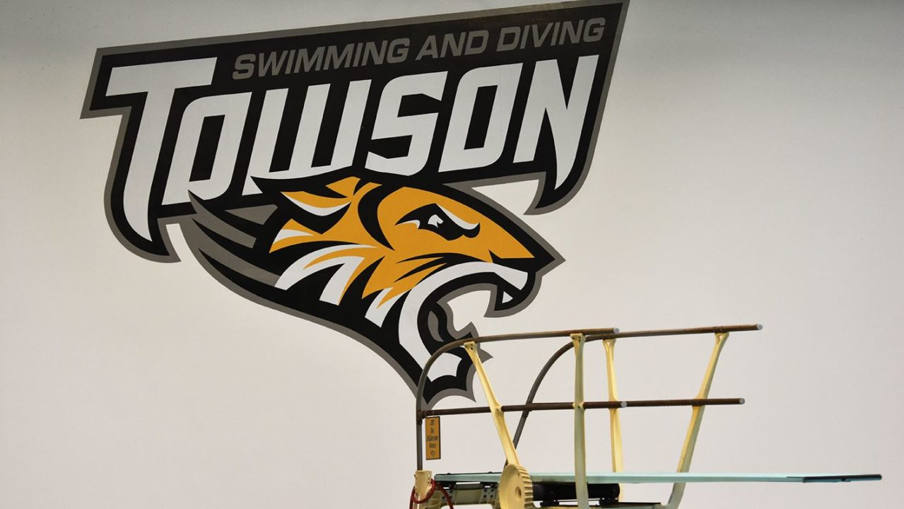 Towson Swimming & Diving Announces 2021 Schedule