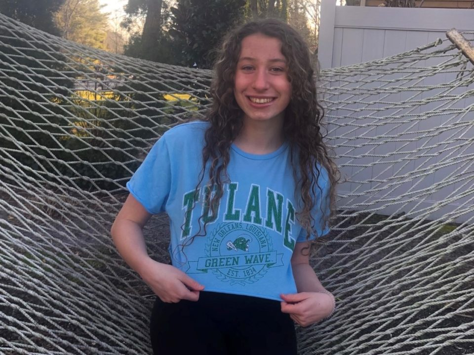 Tulane Secures 2022 Verbal Commitment from Sydney Mullin