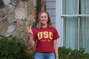 IMer Ella Flowers Makes Verbal Commitment to USC for 2022-23