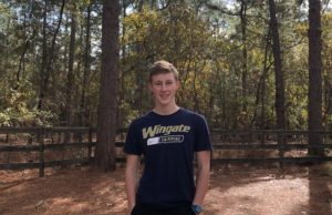 NCHEAC Record-holder Jack Wisniewski (2021) Commits to D2 Powerhouse Wingate