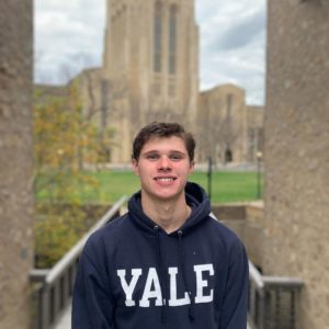 Yale Adds Finn Henry, Son of Program's Head Coach Jim Henry, to 2026 Class