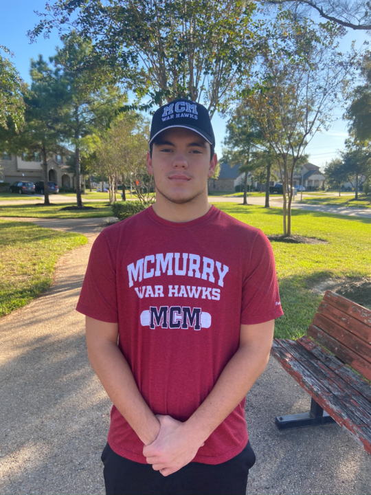 Fast-Improving Bryce Borak Commits to McMurry for 2021
