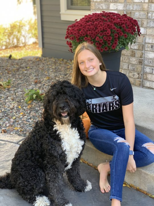 Providence College Scores Commitment from Grace Erickson