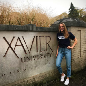 Iowa HS Finalist Mary Sweetman Verbals to Xavier (2021)