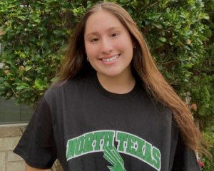 UNT Snags In-State Verbal from Futures Qualifier Samantha Robles