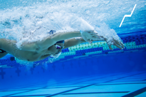 Back Half Swimming Speed with Dryland Energy System Development