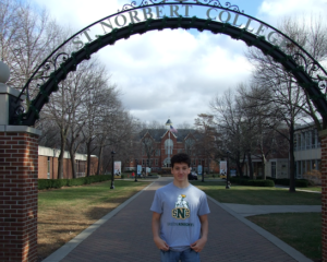 Victor Kostov Sends Verbal to D3 St. Norbert College