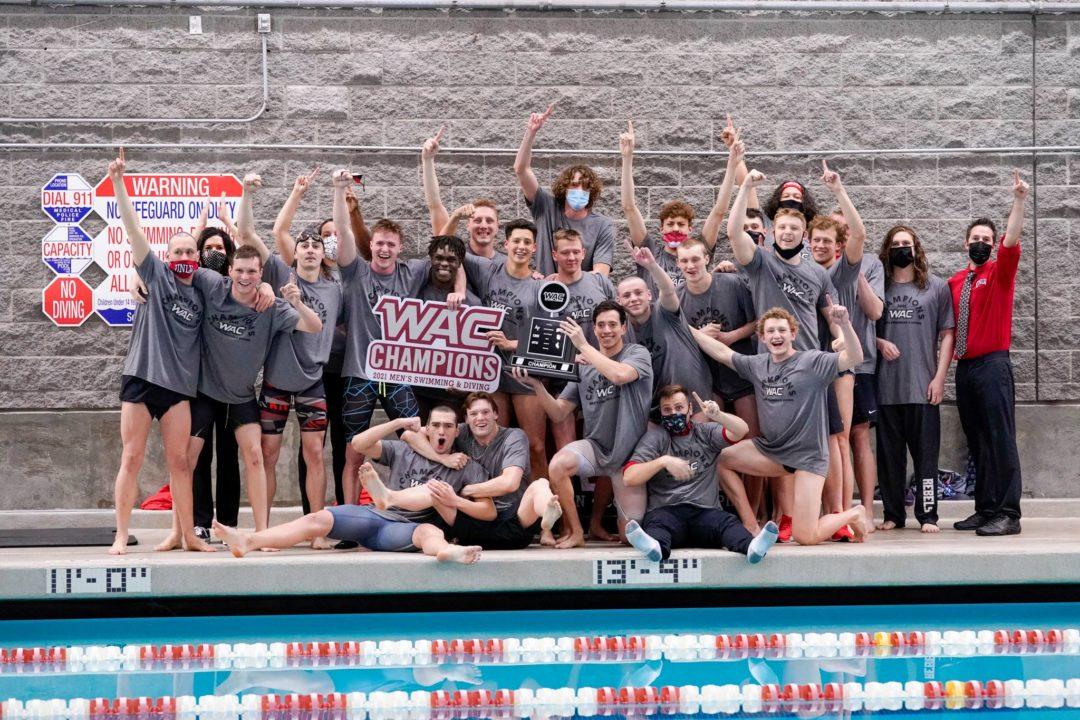 UNLV Men Post Highest Team Score in Men's WAC History, Celic Posts 14:50 1650