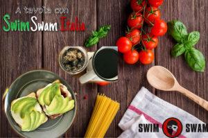 A Tavola Con SwimSwam L'Avocado Toast Di Giovanni Izzo