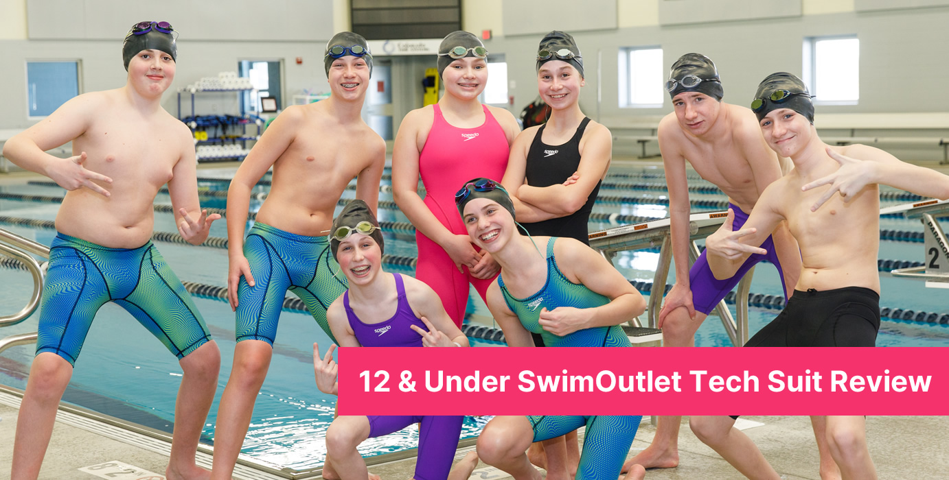 SwimOutlet Unveils 9th Annual Tech Suit Review Focused on 12 & Under Suits