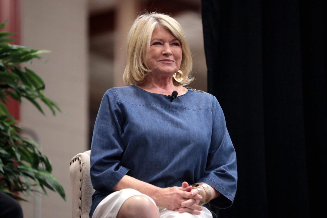 Michigan Women Get Surprise Pep Talk From Martha Stewart