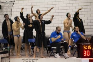 Six Air Force Water Polo Players Earn Academic All-Conference Honors