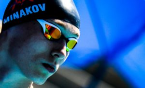 Andrei Minakov on Making his First Olympic Team