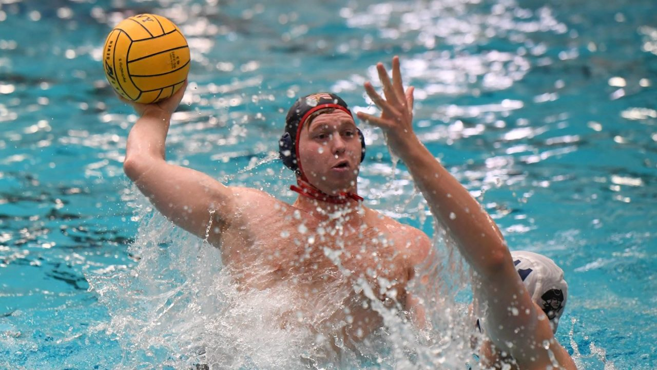 Navy Men's Water Polo Records Pair of Victories On Saturday