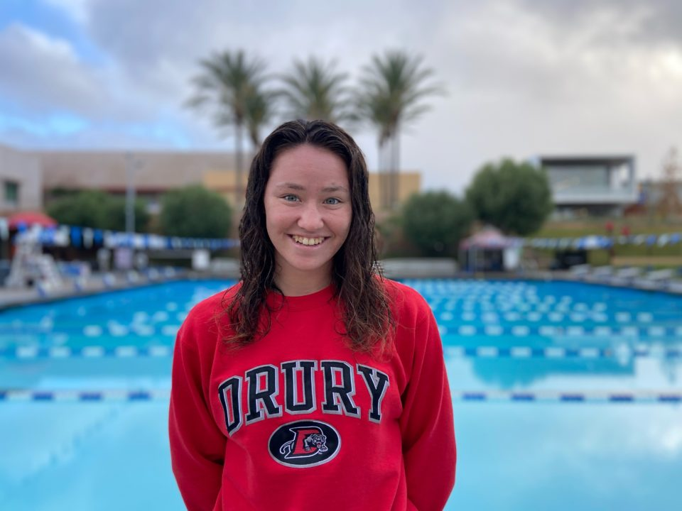 2019 Futures Finalist Aurora Duncan Commits to Drury University for 2021