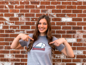 Dixie State University Earns Verbal From LHSAA D1 Champion Emily Schexnayder