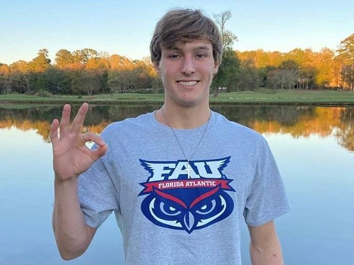 Georgia 7A Finalist Brett Sasser Joins FAU's Class of 2025