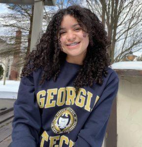 Ohio HS A-Finalist Kiah Smith Verbals to Georgia Tech for 2022