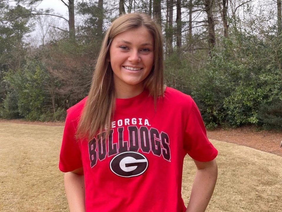 Georgia Adds Verbal Commitment from In-state Sprinter Carson Schiller (2021)