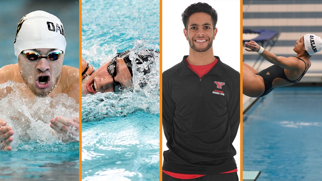 Oakland, Youngstown State Claim Horizon League Weekly Awards