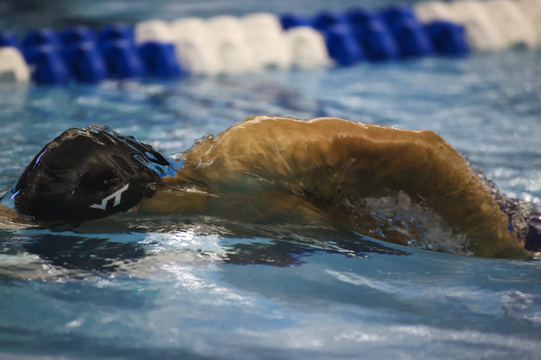 2020 ACC 200 Fly Runner-Up Blake Manoff Opting For 100 Free (Scratch Report)