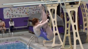 Five James Madison Divers Produce NCAA Zone A Qualifying Scores