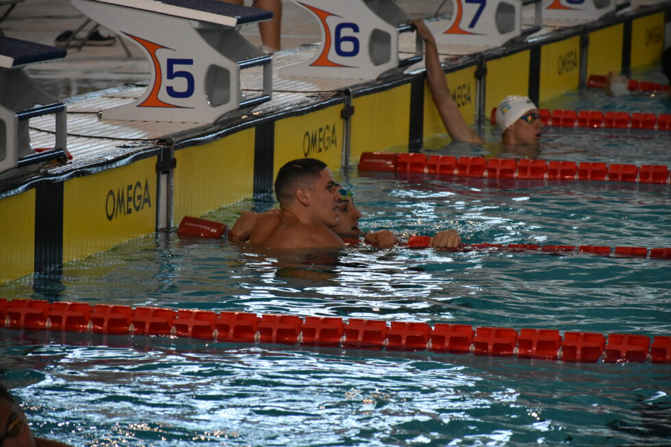 Two Argentinian Records Go Down at National Selection Meet