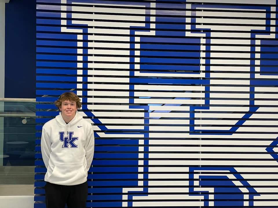 Quickly-improving Brady McInerney (2022) Sends Verbal Commitment to Kentucky