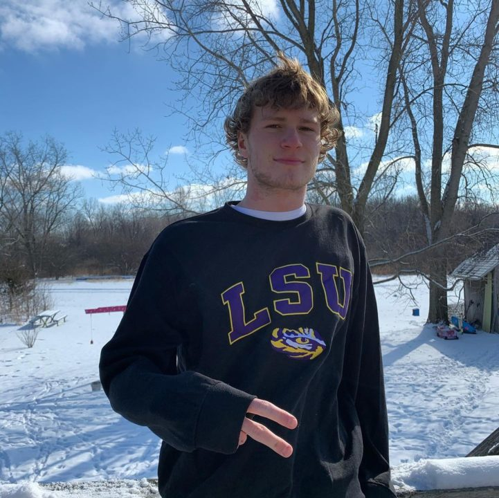 49.2/1:45 Backstroker Griffin Curtis (2021) Commits to Louisiana State
