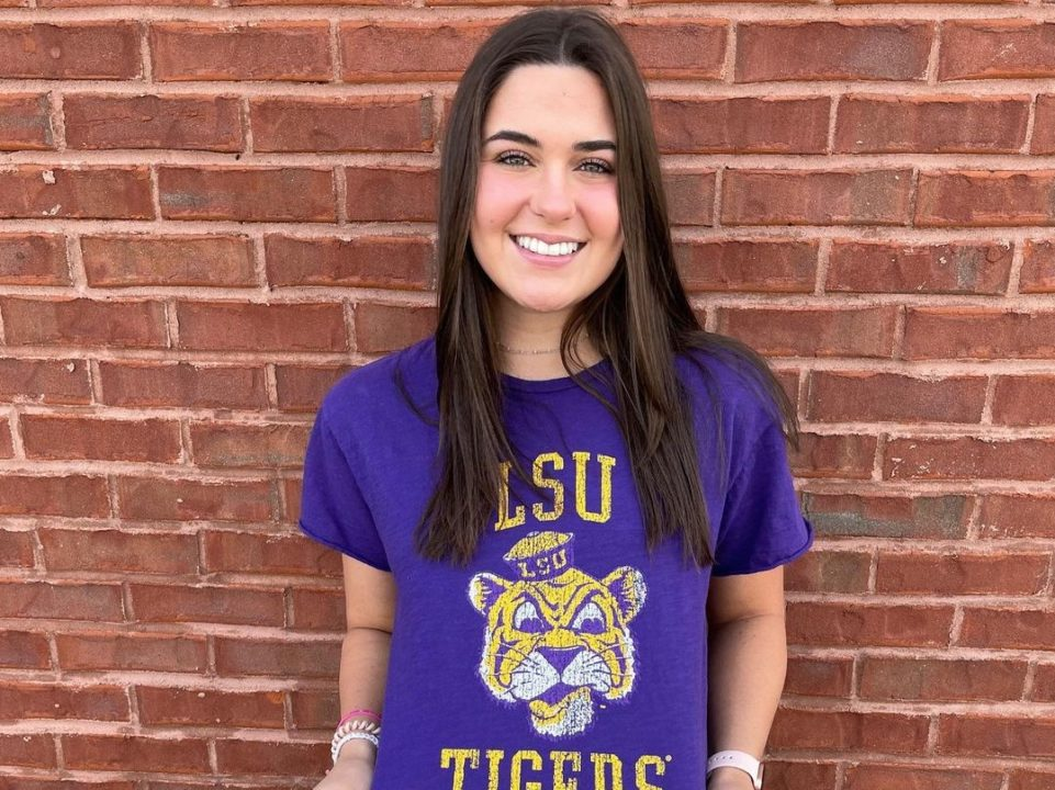 Winter Juniors Qualifier Payton Woodring Gives Verbal Pledge to LSU