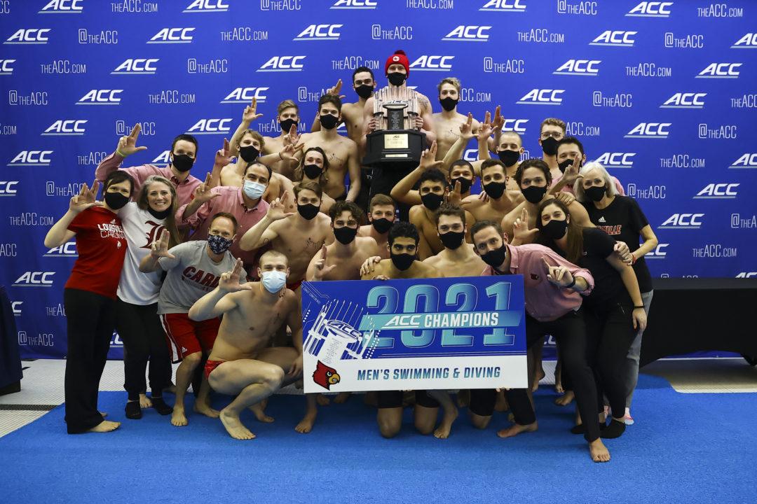 2021 ACC Men's Championships Scoring Breakdown