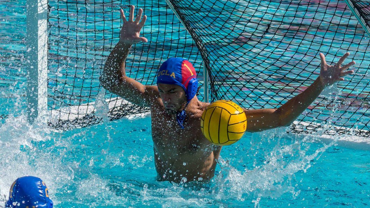 Bears, Cardinal Men Defeat USC, UCLA Tops Stanford At Avery Aquatic Center