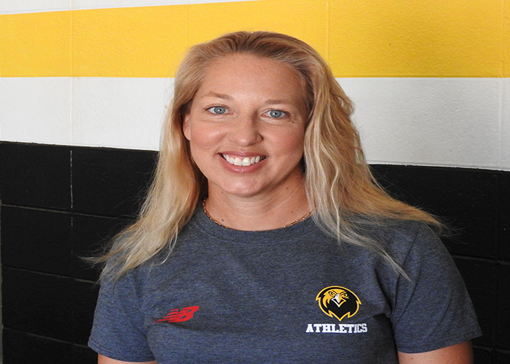 Meredith Novack Named Head Women's Swimming Coach At Pfeiffer University