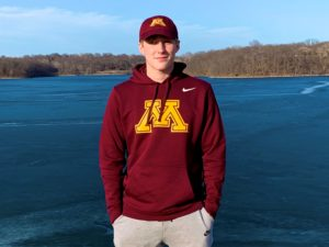 Missouri State Champ Alec Enyeart (2022) Gives Verbal Commitment to Minnesota