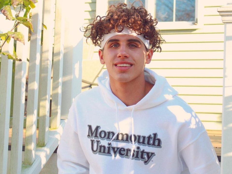 Winter Junior Nationals Qualifier Dean Beyer Chooses Monmouth for 2021