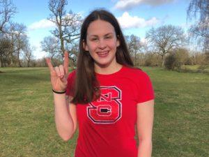 Euro Jrs Silver Medalist Tamryn van Selm Sends Verbal Commitment to NC State