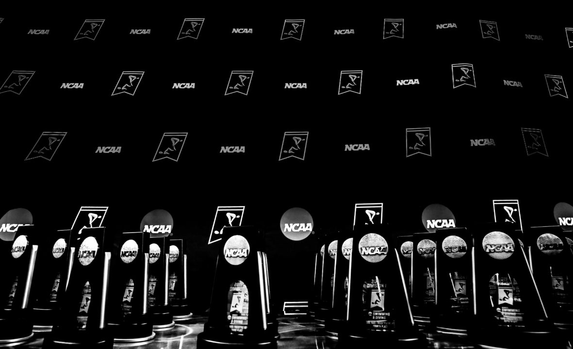 NCAA Division I Swimming & Diving Championships Will Retain Full Field Sizes