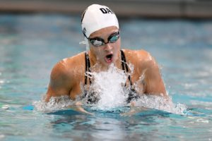 Oakland Earns 29 Finals Swims on Swimming Day 1 of Horizon League Championships