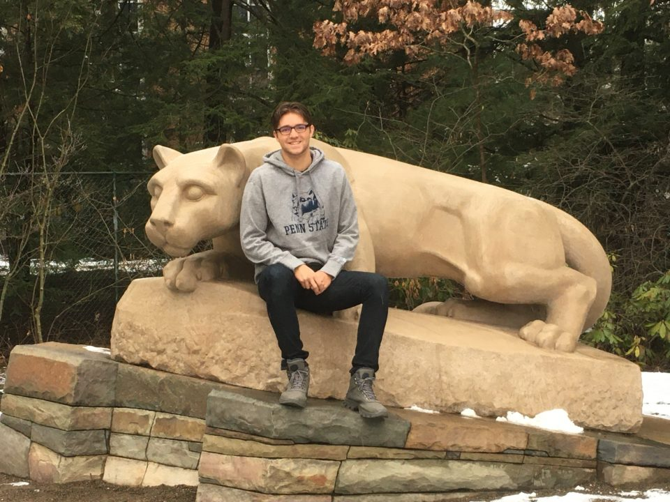 Freestyler Justin Schneider (2022) Sends Verbal Commitment to Nittany Lions