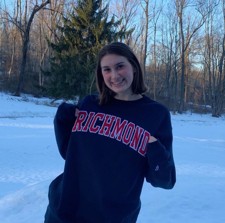 New Jersey HS Double A-Finalist Caitlyn Hughes Verbals to Richmond (2022)