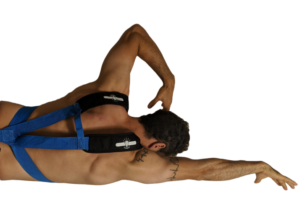 Swimming Power Harness – Drive with the Shoulders