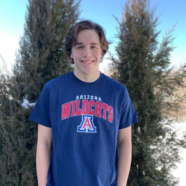 3x Nebraska HS Sprint Champion Tommy Palmer (2022) Sends Verbal to Arizona