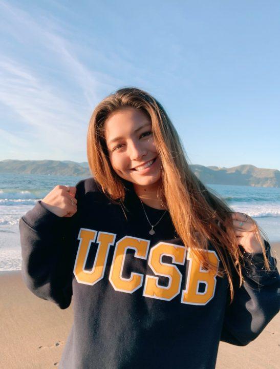 CA CIF North Coast Finalist Alyssa Lund Sends Verbal to UCSB Gauchos for 2022