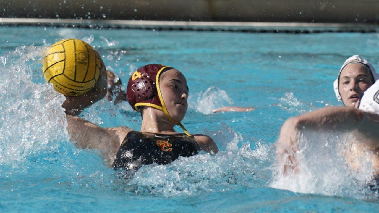 USC Tops Women's Water Polo Varsity National Rankings